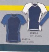 Termo triko Pleas - krátký rukáv