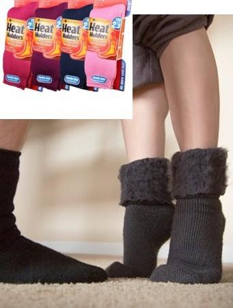 Heat Holders dámské ponožky - jednobarevné