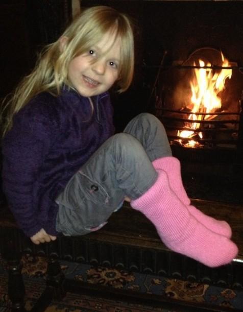 Heat Holders dětské ponožky
