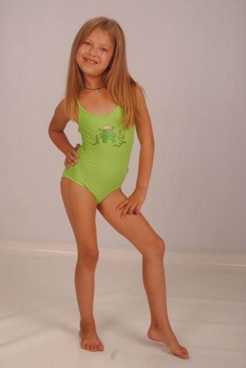 Dívčí plavky Happy Frog