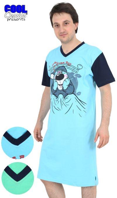 Humorní pánská noční košile - Nejbližší přítel
