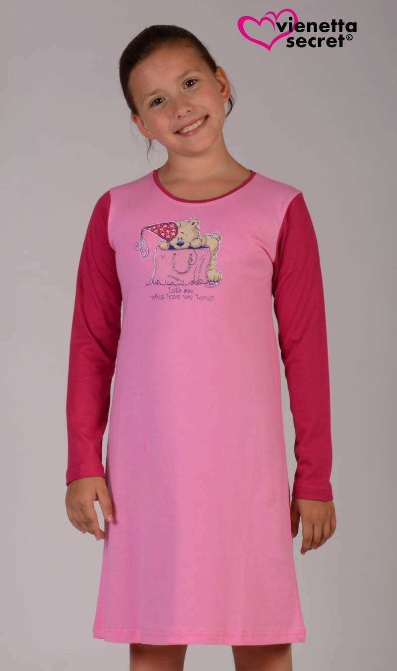 Dívčí noční košile Vienetta - Party time