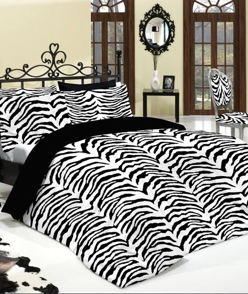 Povlečení pro milovníky přírody - Zebra 140 x 200