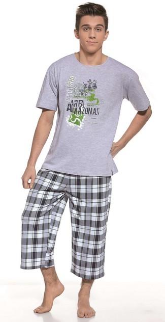 Chlapecké pyžamo šortky - Amazonas