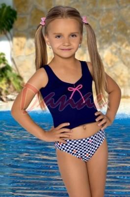 20906b533c2 Dívčí plavky Lorin Mo42 - s košilkou - Danaeshop