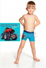 Monster Truck - auto - boxerky pro chlapce