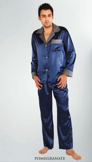 Saténové pyžamo pro pány - Forex