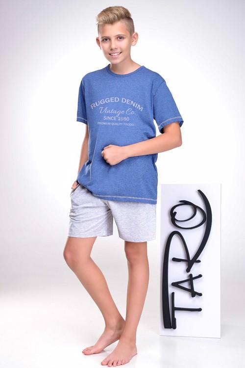 Pyžamo pro mládežníky - Karel - Vintage