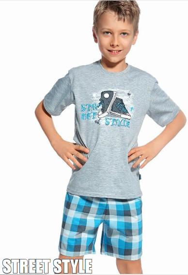 Chlapecké pyžamo Tenisky - Street Style