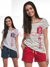 b14c7556d Pyžama - Dámské pyžamo krátké - Danaeshop