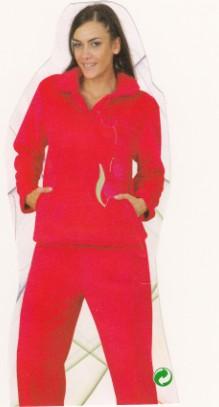 Dámské domácí oblečení dámské pyžamo Tulipán