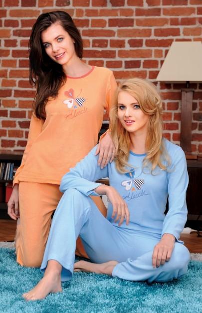Dámské froté pyžamo Regina 677