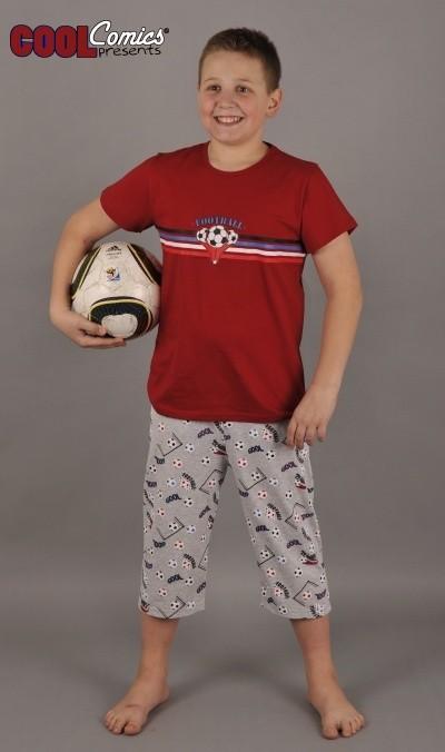 Chlapecké pyžamo Vienetta Secret - Fotbal
